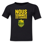 FC Nantes We Are Kids T-Shirt (Black)