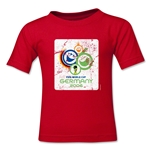 2006 FIFA World Cup Kids Emblem T-Shirt (Red)