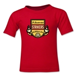 Ft. Lauderdale Strikers Kids T-Shirt (Red)