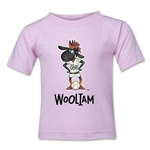 FIFA U-20 World Cup New Zealand 2015 Kids Mascot T-Shirt (Pink)