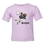 FIFA U-20 World Cup New Zealand 2015 Kids Mascot 2 T-Shirt (Pink)