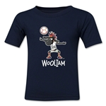FIFA U-20 World Cup New Zealand 2015 Kids Mascot 3 T-Shirt (Navy)