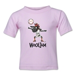 FIFA U-20 World Cup New Zealand 2015 Kids Mascot 3 T-Shirt (Pink)