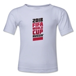2018 FIFA World Cup Russia(TM) Kids T-Shirt (White)