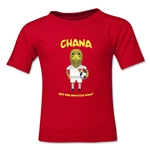 Ghana 2014 FIFA World Cup Brazil(TM) Kids Mascot T-Shirt (Red)