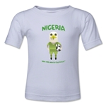 Nigeria 2014 FIFA World Cup Brazil(TM) Kids Mascot T-Shirt (White)