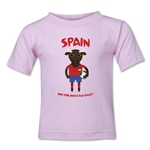 Spain 2014 FIFA World Cup Brazil(TM) Kids Mascot T-Shirt (Pink)