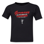 Germany 2014 FIFA World Cup Brazil(TM) Kids Champions T-Shirt (Black)