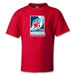 FIFA Interactive World Cup Kids Emblem T-Shirt (Red)