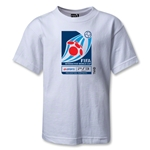 FIFA Interactive World Cup Kids Emblem T-Shirt (White)