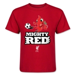 Liverpool Mascot Kids T-Shirt (Red)