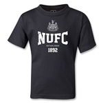 Newcastle United Kids T-Shirt (Black)