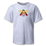 Old White Kids Logo T-Shirt (White)