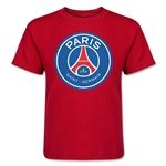 Paris Saint-Germain Kids T-Shirt (Red)