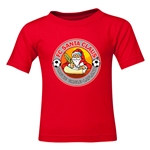 FC Santa Claus Core Kid's T-Shirt (Red)