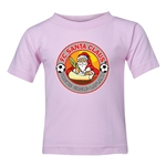 FC Santa Claus Core Kid's T-Shirt (Pink)
