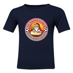 FC Santa Claus Core Kid's T-Shirt (Navy)