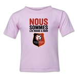 Stade Rennais FC We Are Kids T-Shirt (Pink)