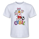 Swansea City Cybil Kids T-Shirt (White)