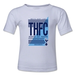 Tottenham THFC Kids T-Shirt (White)