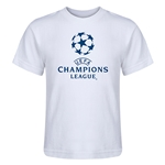 UEFA Champions League Kids T-Shirt (White)