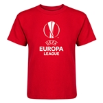 UEFA Europa League Kids T-Shirt (Red)