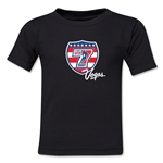 USA Sevens Vegas Rugby Kids T-Shirt (Black)