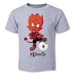 AC Milan Milanello Toddler T-Shirt (Gray)