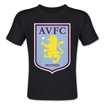 Aston Villa Toddler T-Shirt (Black)