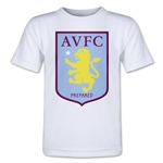 Aston Villa Toddler T-Shirt (White)