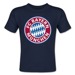 Bayern Munich Toddler T-Shirt (Navy)