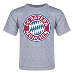 Bayern Munich Toddler T-Shirt (Gray)