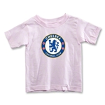Chelsea Crest Toddler T-Shirt (Pink)