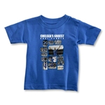 Frank Lampard Collage Toddler T-Shirt (Royal)