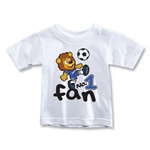 Chelsea Number One Fan Toddler T-Shirt (White)