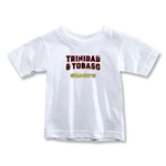 CONCACAF Gold Cup 2013 Toddler Trinidad and Tobago T-Shirt (White)