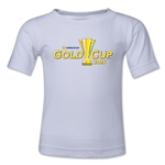 CONCACAF Gold Cup 2015 Toddler T-Shirt (White)