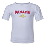 Panama CONCACAF Gold Cup 2015 Big Logo Toddler T-Shirt (White)