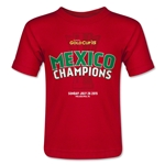 Mexico Gold Cup Celebration Toddler T-Shirt (Red)