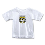 Charleston Battery Toddler T-Shirt (White)