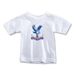 Crystal Palace Toddler T-Shirt (White)