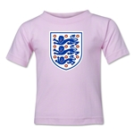England Core Toddler T-Shirt (Pink)