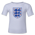 England Core Toddler T-Shirt (White)