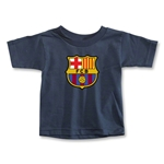 Barcelona Core Toddler T-Shirt (Navy)