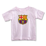 Barcelona Core Toddler T-Shirt (Pink)
