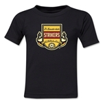 Ft. Lauderdale Strikers Toddler T-Shirt (Black)