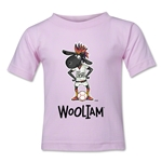 FIFA U-20 World Cup New Zealand 2015 Mascot Toddler T-Shirt (Pink)
