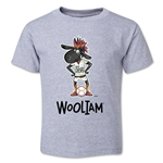 FIFA U-20 World Cup New Zealand 2015 Mascot Toddler T-Shirt (Grey)