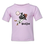 FIFA U-20 World Cup New Zealand 2015 Mascot 2 Toddler T-Shirt (Pink)