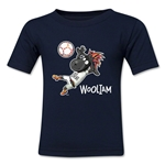 FIFA U-20 World Cup New Zealand 2015 Mascot 2 Toddler T-Shirt (Navy)